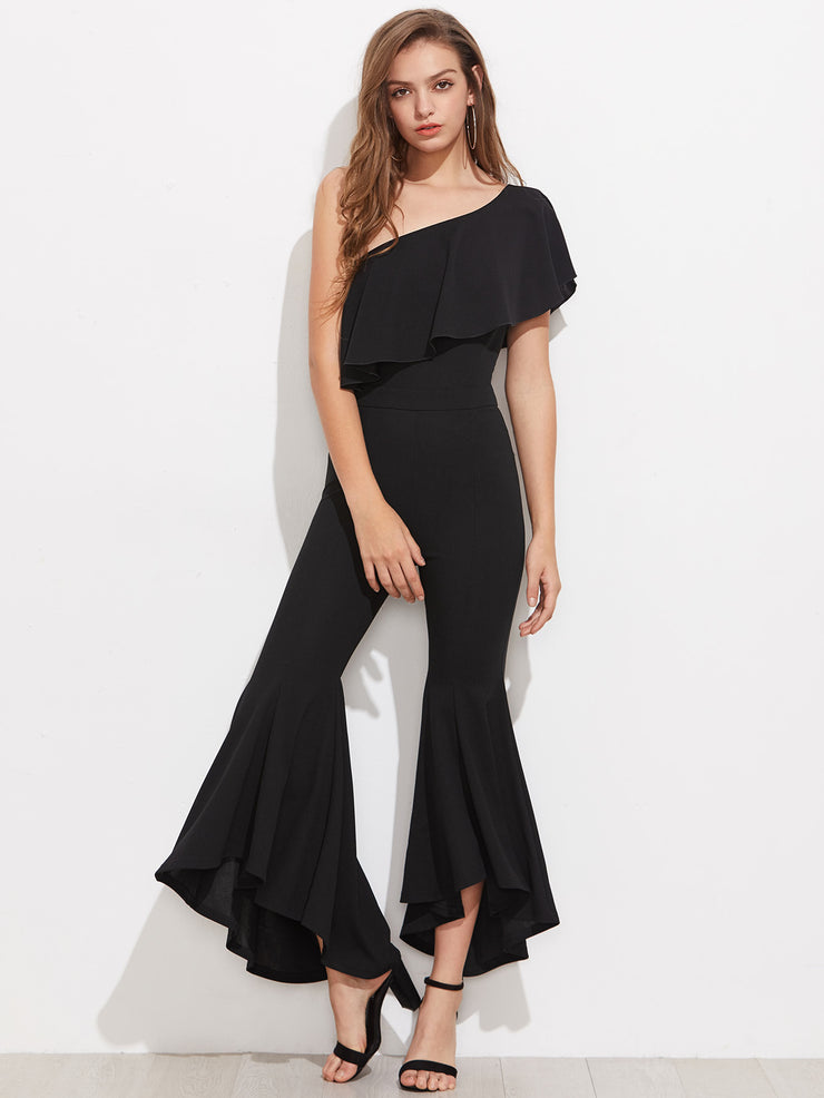 Two for Tango Flared Jumpsuit