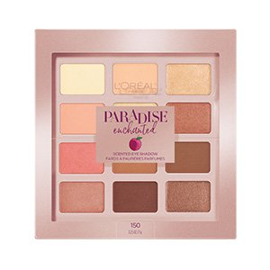 21. PARADISE Enchanted Scented Eyeshadow Palette