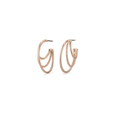Pilgrim Freya Hoop Earrings