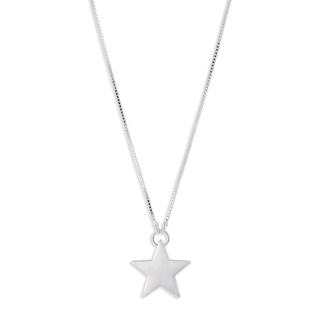 Pilgrim Ava Star Necklace - S&S Argento
