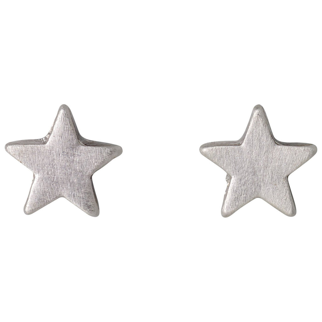 Pilgrim Ava Star Stud Earrings - S&S Argento