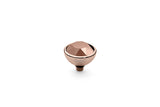 Rose Gold Bottone 10mm Rose Gold - S&S Argento