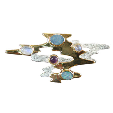Monet Brooch - BRPB016