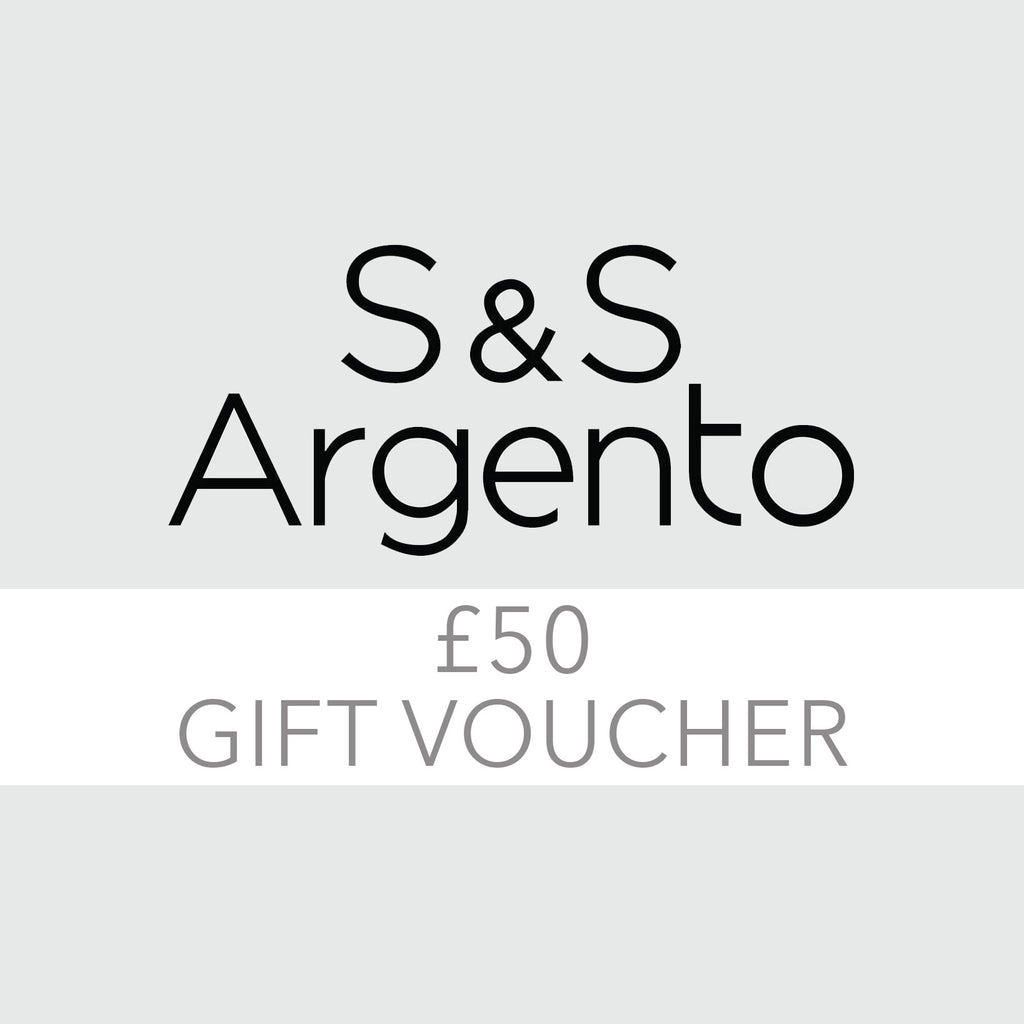 Gift Vouchers - S&S Argento