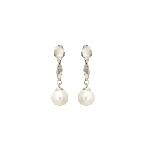 Pearl Earrings - PE01