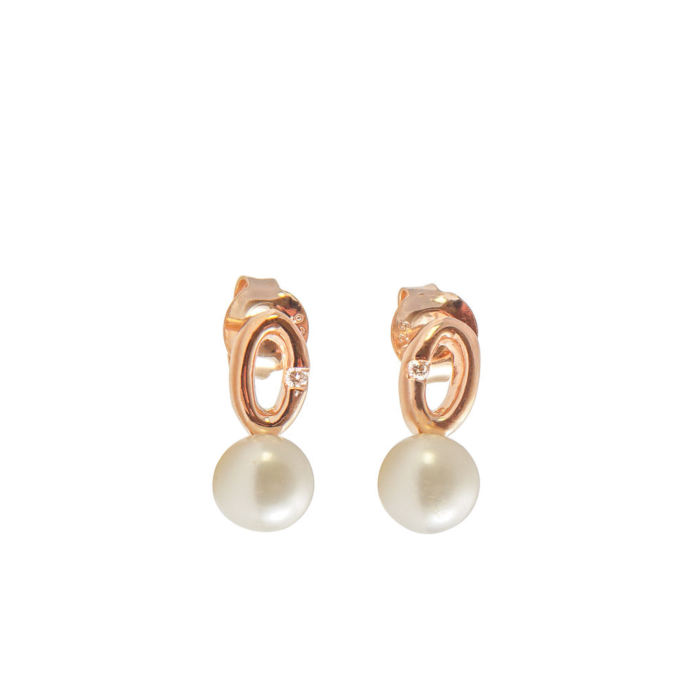 Pearl Earrings - PE03