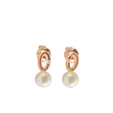 Pearl Earrings - PE03 - S&S Argento
