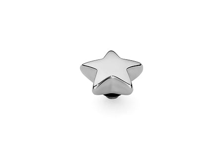 Stainless Steel Stella 12mm Star - S&S Argento