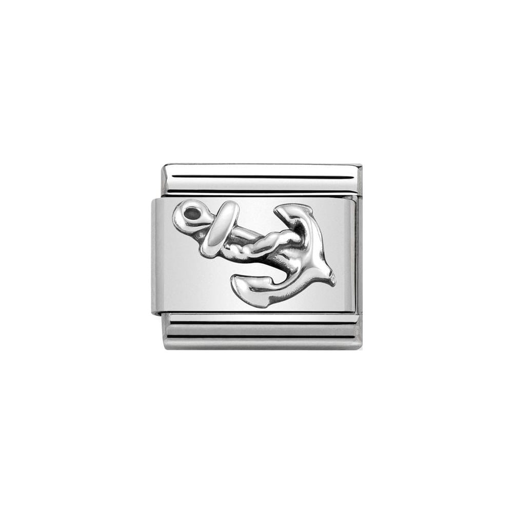 Nomination Classic Silver Anchor Charm