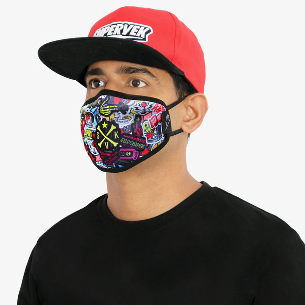 Stickulture Face Mask