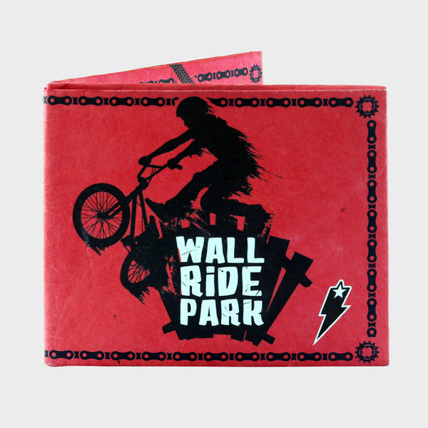 WallRide Park Superwallet