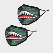 Super Shark Face Mask