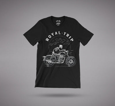 Royal Trip Tee - supervek