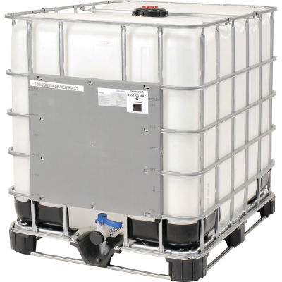 330 Gallon IBC TOTE CLOSED FERMENTER with airlock