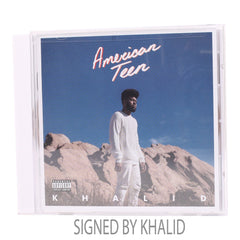 AMERICAN TEEN - SIGNED CD
