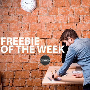 Freebie of the week