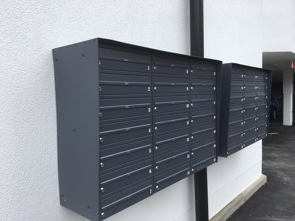 External Post Boxes For Flats