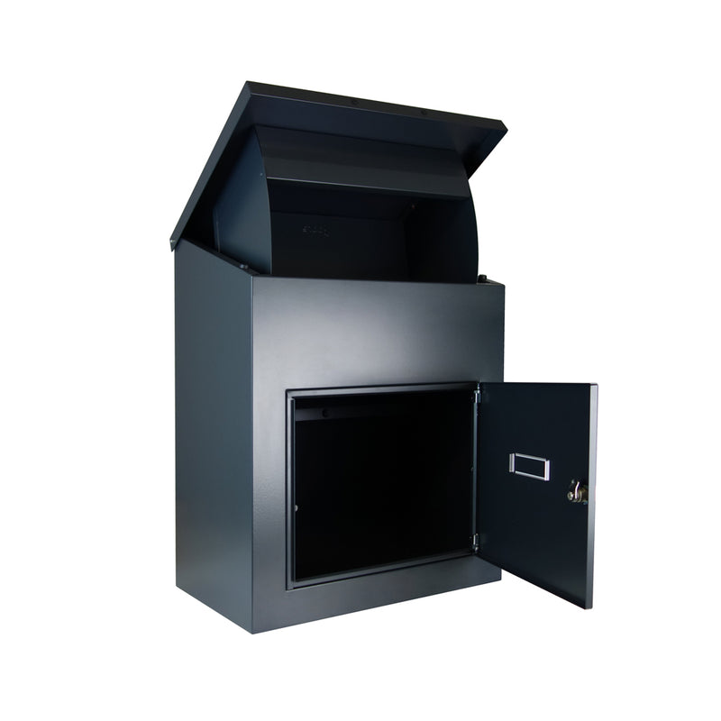 Delta M External Wall Mounted Parcel Drop Box