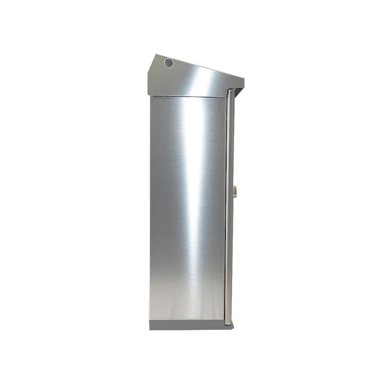Wall Mounted Modern Post Box Stainless Steel