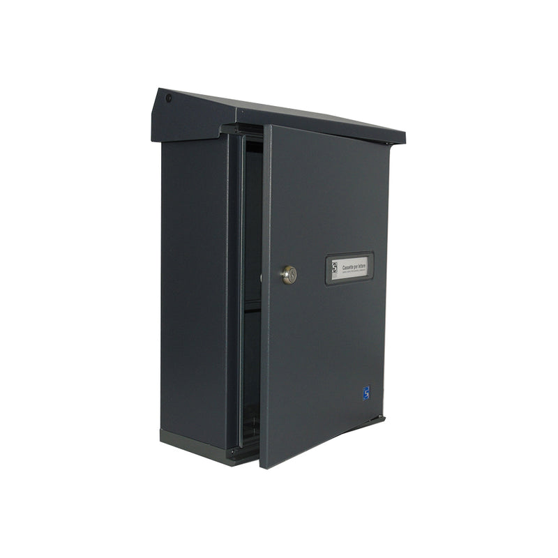 Wall Mounted External High Quality Letterbox Lockable Post Box