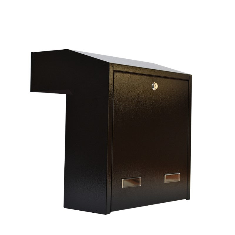 W3-4 XL  Through Wall Letter Chute For One Brick Walls