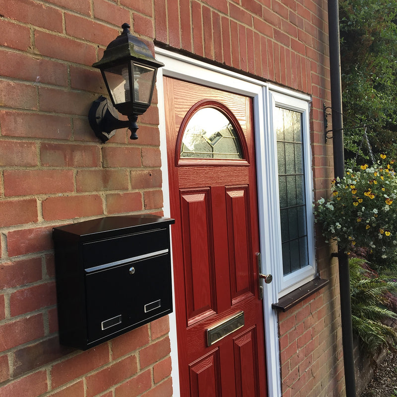 post box wall mounted External large capacity house