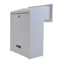 W3-2 with Trim Rear Access Letterbox for Gates