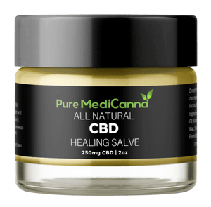 Topical CBD Healing Salve - 250mg