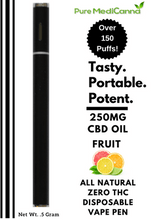 Disposable CBD Vape Pen 250mg