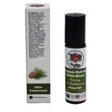 The Healing Rose - Focus & Balance Roll On Blend 0.35 oz