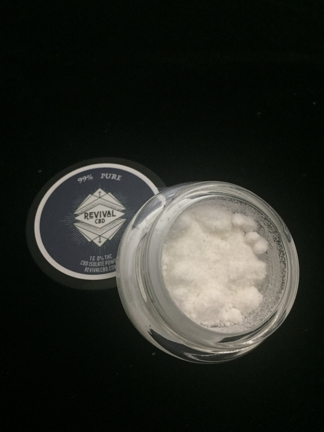 Revival CBD Isolate