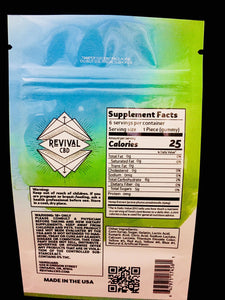 Revival Gummy Worms