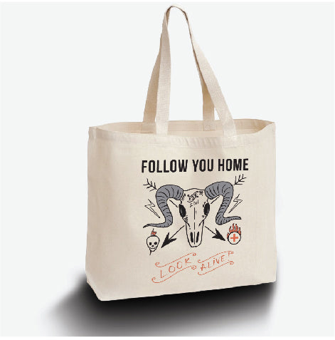 Look Alive - Tote Bag