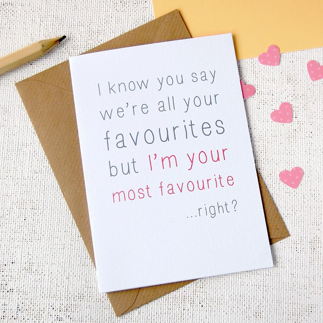 CA6-MD-04 / Favourite Sibling Mother's Day Card