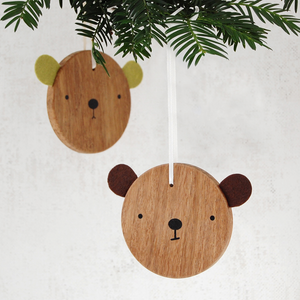 BB-S-01 / Bear Decoration