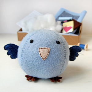 CK-A-07 / Make Your Own Bluebird Craft Kit