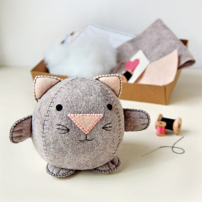 CK-A-03 / Make Your Own Kitten Craft Kit