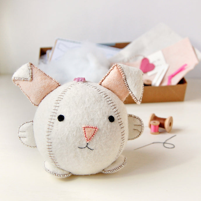 CK-A-02 / Make Your Own Rabbit Craft Kit