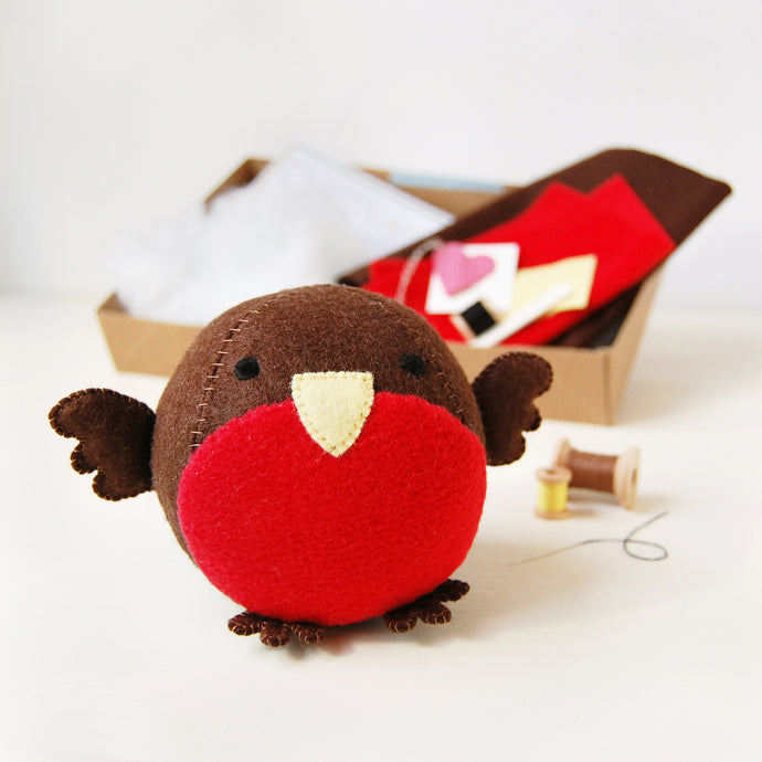 CK-A-01 / Make Your Own Robin Craft Kit