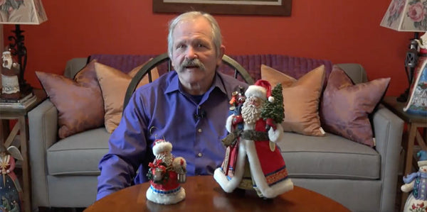 Jim Shore Possible Dreams Santas