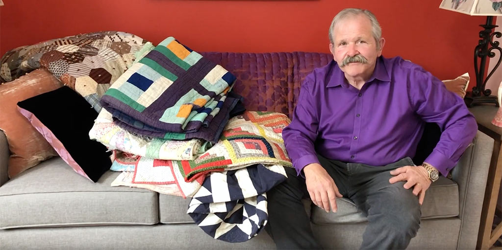 Jim Shore's Quilting Inspirations