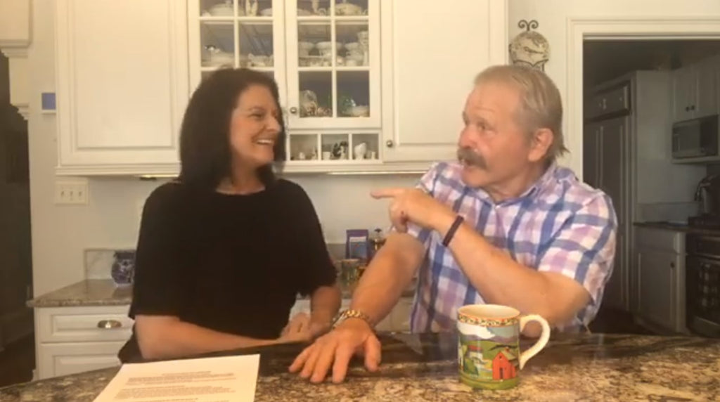 Jim Shore Facebook Live June 4, 2020