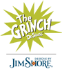 The Grinch by Jim Shore logo