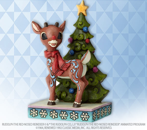 rudolph traditions