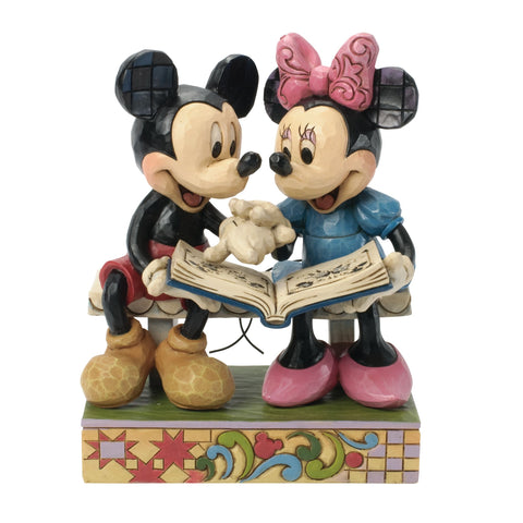 Mickey & Minnie Looking Photos