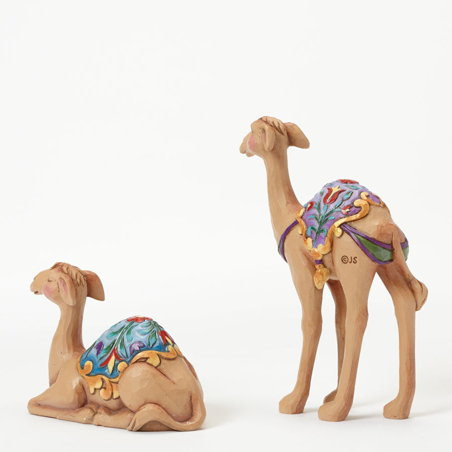 Set of Two Camels-MiniNativity