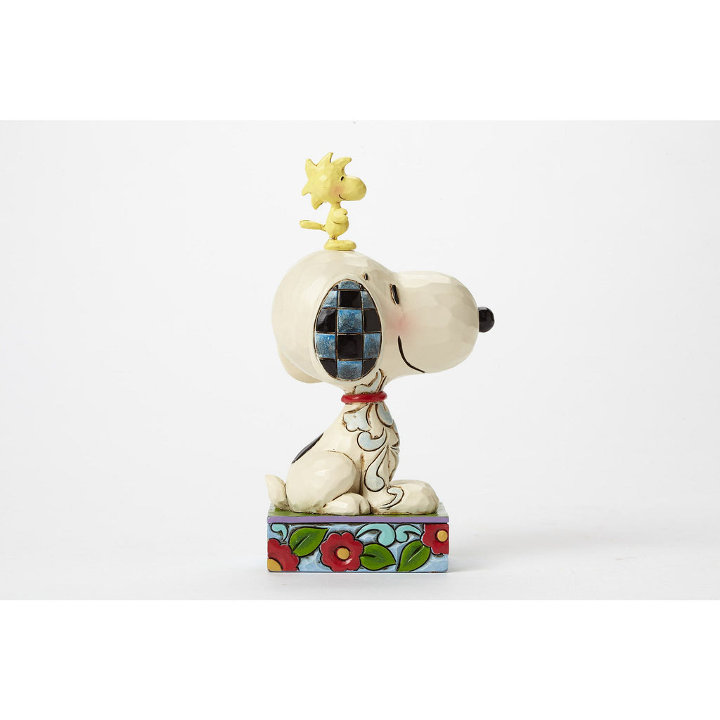 Snoopy & Woodstock Personality