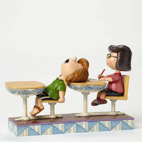 Marcie and Peppermint Patty