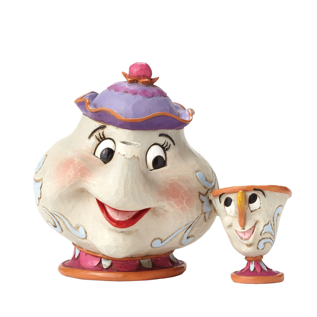 Mrs. Potts and Chip Figure