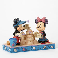 Seaside Mickey & Minnie